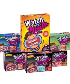 Watch Ya Mouth Game plus every Expansion Pack