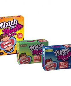 Watch Ya Mouth Game Plus Family Expansion Packs