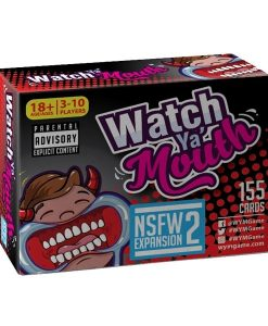 Watch Ya Mouth NSFW Expansion Pack #2